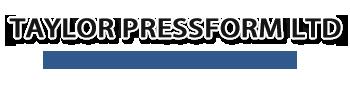 Logo : Talyor Pressform